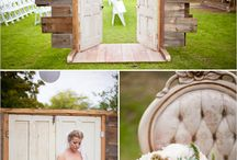 GARDEN WEDDINGS we LOVE