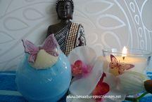 Luxe bad & beautyproducten / Handgemaakte luxe badproducten en allerlei leuks op beautygebied. Alles is te verkrijgen op www.betaalbaregeschenken.nl