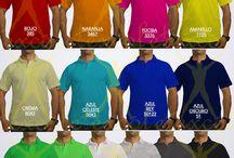 Etexcol Camisas Polo, Camisetas Polo, Camisetas Tipo Polo / Etexcol Camisetas Polo en Distintos Gramajes Y Colores