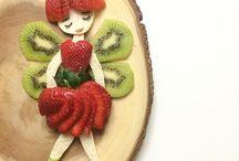 gyümölcstorta