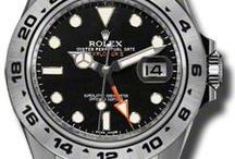 My favorite Rolex watches