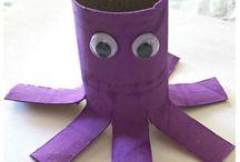 Octopus-  Summer camp