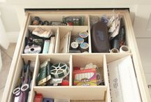 Organizing / Ways to put stuff away neatly / by Mary Ritchey Martin