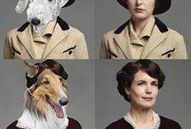 Downton Abbey / foto serie telefilm tv