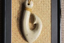 Hinuera Stone Sculptures / Pieces made from Hinuera stone, Waikato, NZ.  madestone.co.nz