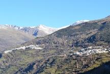 Adembenemende natuur in Spanje