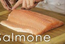 salmone/pesce