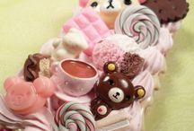 Kawaii Sweets Decoden Deco Case for iPhone