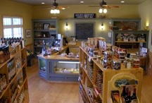 gourmet food stores / by Kiki Wainwright