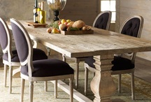 Dining Rooms / by HouseOrganized