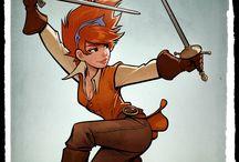 RPG - Fantasy - Warriors