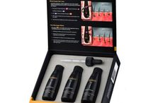 Revivogen Scalp Therapy Serum for hair loss and thinning hair / Revivogen formula is a revolutionary, all-natural solution in the fight against hair loss block the androgen receptors and stimulate hair growth. Revivogen is used topically, can be used by both men and women and has no known systemic side effects.