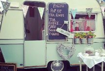 Cute Caravan! / Cute Caravan ideas!