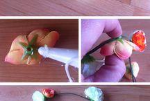 ganchillo / Orillas, aplicaciones y varios en crochet