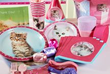 Eleanora's 1st Birthday Kitty Party / by Kelly Voss