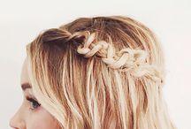 hairstyles & ideas