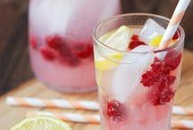 Drinks / by Whitney Matchette