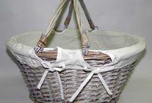 Straw Baskets - Ψάθινα Καλάθια