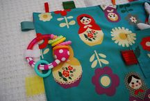 Sewing projects - Kids / by Christy Lopez