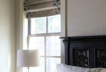 Master bedroom / by Kristen Joyce