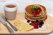 Crêpes - pancakes