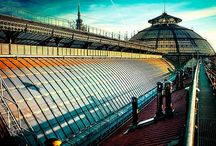 Cities in Italy - Milan, Lombardy Region / The beauty of Milan, a city of both old and new.