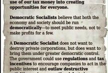 Dezi / Democratic socialist, not a national socialist, there is a big difference.