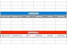 Digital Marketing Templates