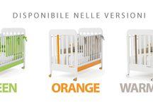 Lettini-Cot beds / Lettini Neuita - Collezione Forever