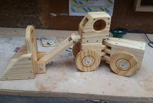 stuff I make / Wooden