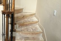 Wood Flooring - Before Pictures