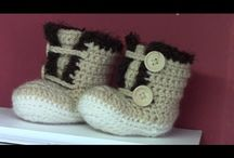 haken crochet met with you tube