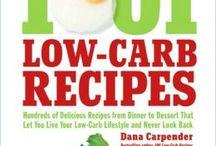 Recipes - Low Carb