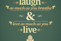 Words to live by / by Claire Vonderheide-Logue