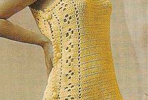 Crochet clothes(tops)