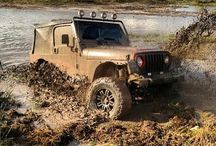 Love Mud / ain't nothing better than mudding
