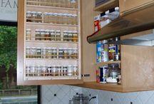 Hjemme / kjøkken