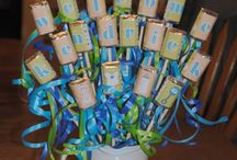 SHOWERS and BIRTHDAYS / Wedding and Baby Shower ideas/Birthday Parties / by Michelle Ballentine