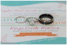 aqua, pink and lily pulitzer inspired coastal wedding / by Brooke Mathias Tucker
