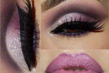 μακιγιάζ ροζ