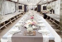 Country feel beach wedding ideas