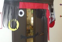 Pirates / Pirates, classroom decor, French, teaching, learning