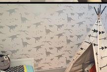 Alberts bedroom