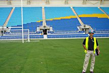 Sports Turf Irrigation / Irrigation requirements for Sports Turf