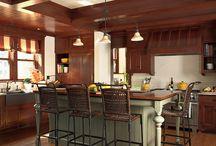 Kitchens & Breakfast Nooks