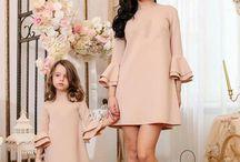 dress couple mom n daughter
