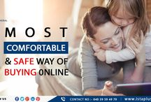 #Most #Comfortable  & #Safe #way of #Buying #0nline