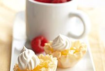 Last Minute Desserts / easy desserts