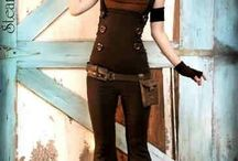 women's steampunk fashion / Fashion
