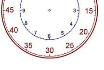 matekos időmérés